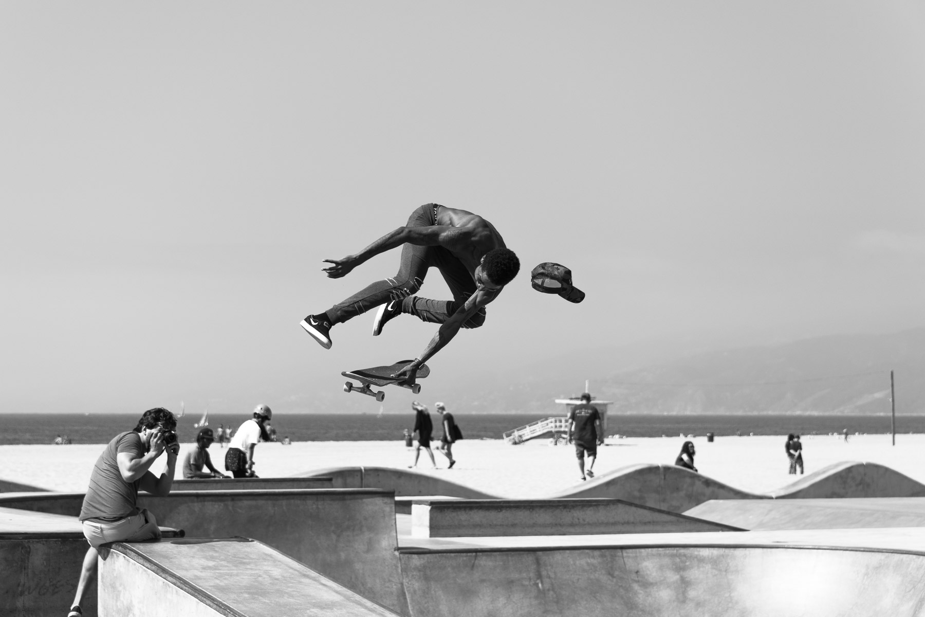 Christian Meixner Fotografie, Fotograf Zürich, Los Angeles, Skater, Venice Beach, USA, Reisen, Reisefotografie