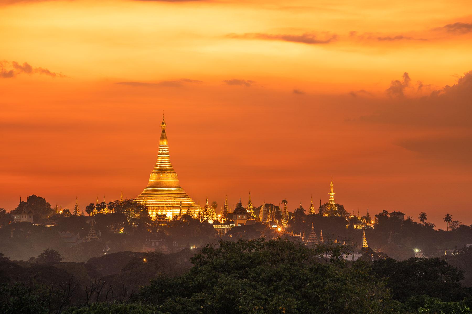 Christian Meixner Fotografie, Fotograf Zürich, Myanmar, Yangon, Shwedagon Pagoda, Reisen, Reisefotografie